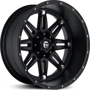 Fuel-Offroad-Hostage-Black-Wheels-Rims