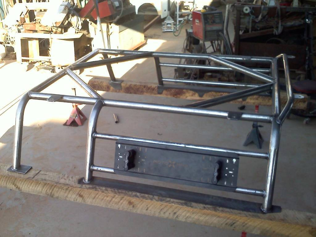 Bed Rack? - Tacoma World Forums