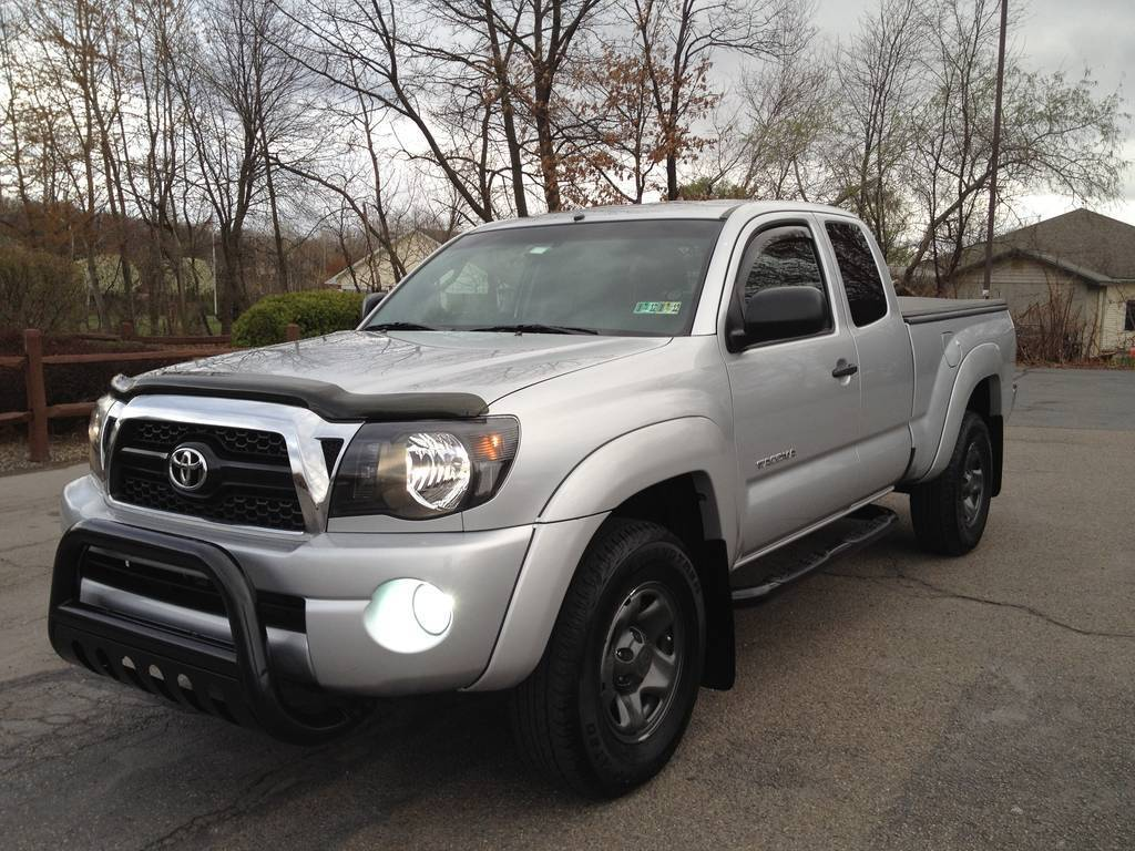 2011 toyota tacoma extended autos post. Black Bedroom Furniture Sets. Home Design Ideas