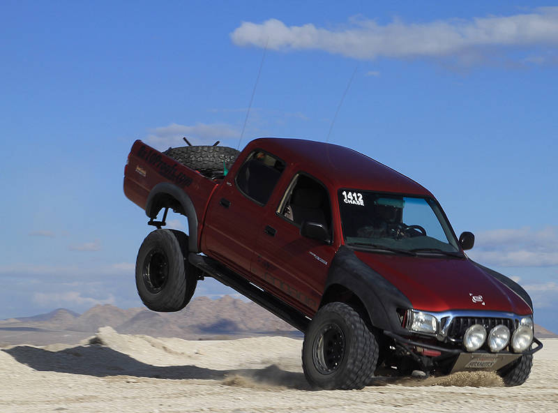 Prerunner jump submited images