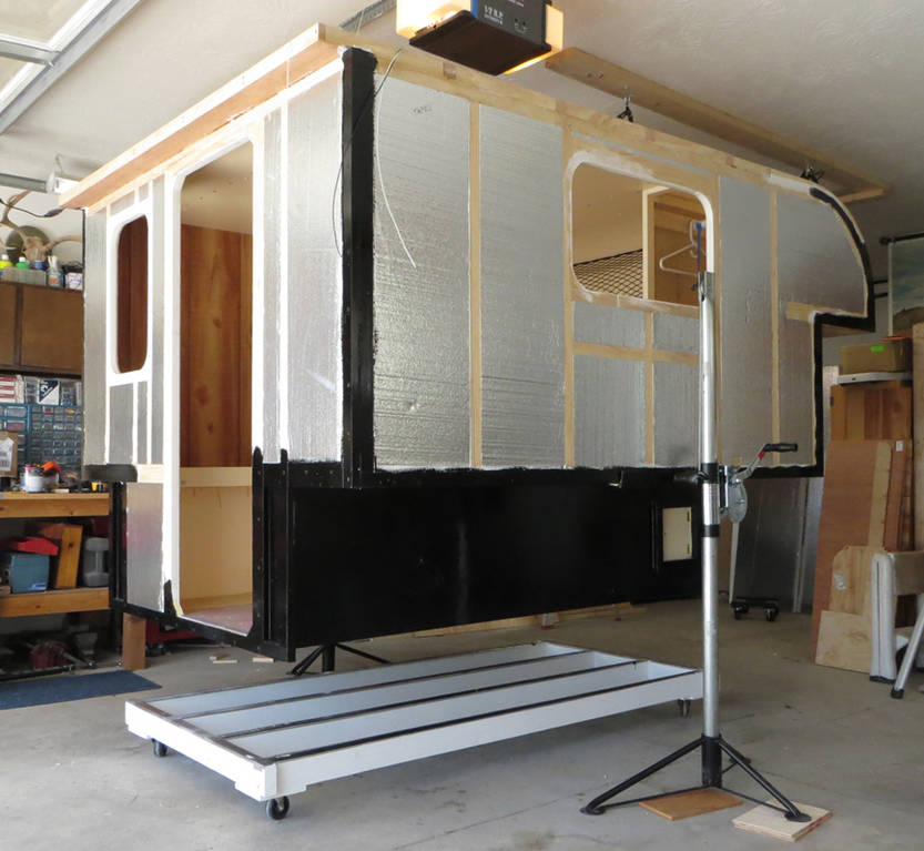 Build Your Own Camper Or Trailer! Glen-L RV Plans