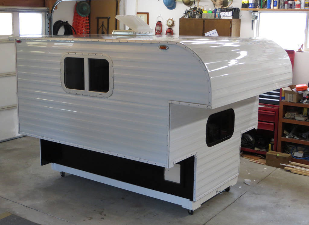 Build Your Own Camper Or Trailer Glen L RV Plans