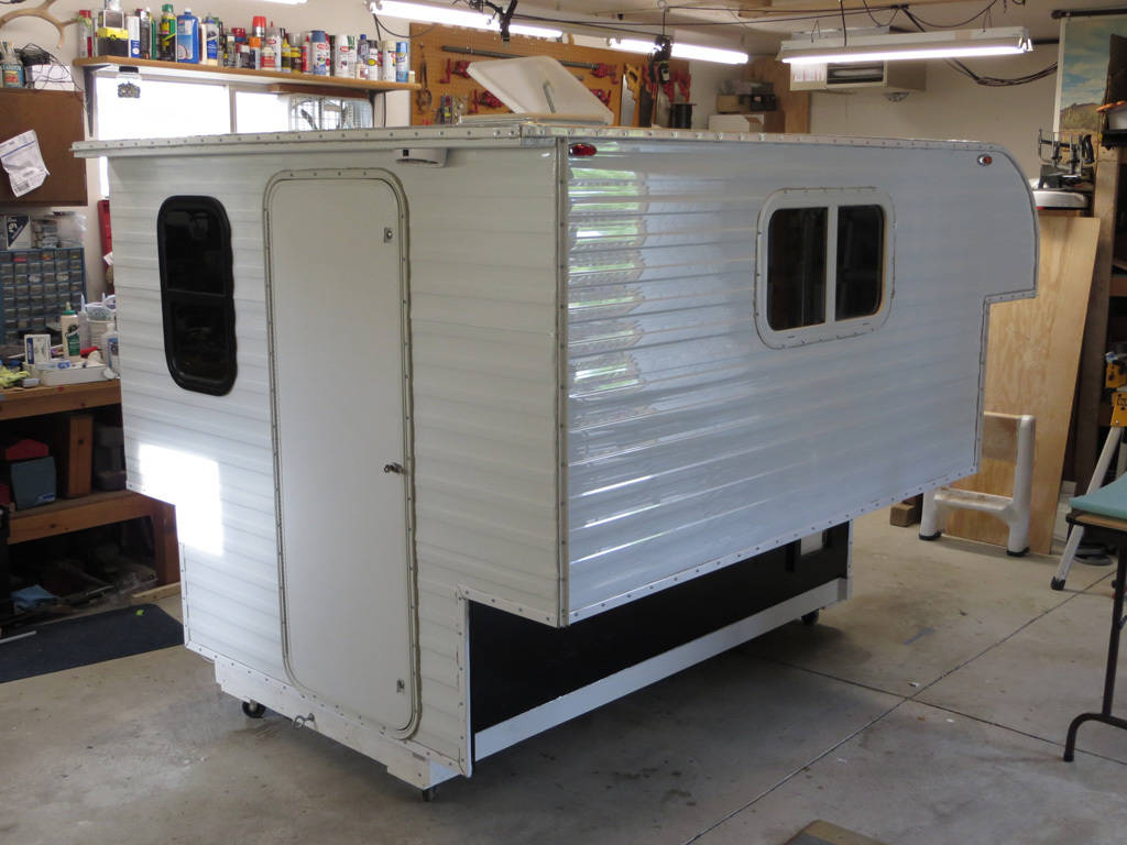 Build Your Own Truck Camper Build your own camper or