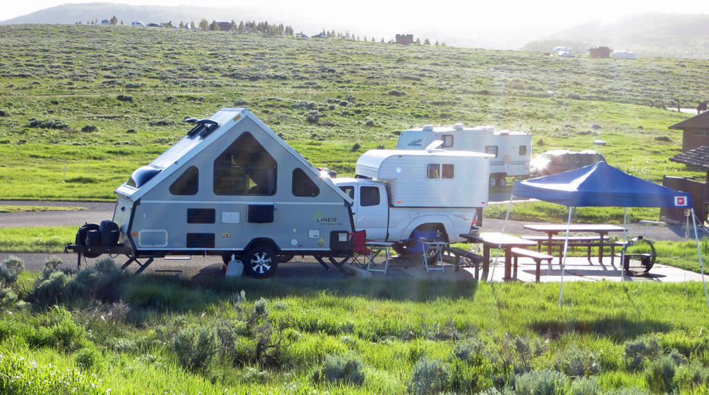 A-Frame Campers: Chalet, Aliner, Jayco - Anyone? | Expedition Portal