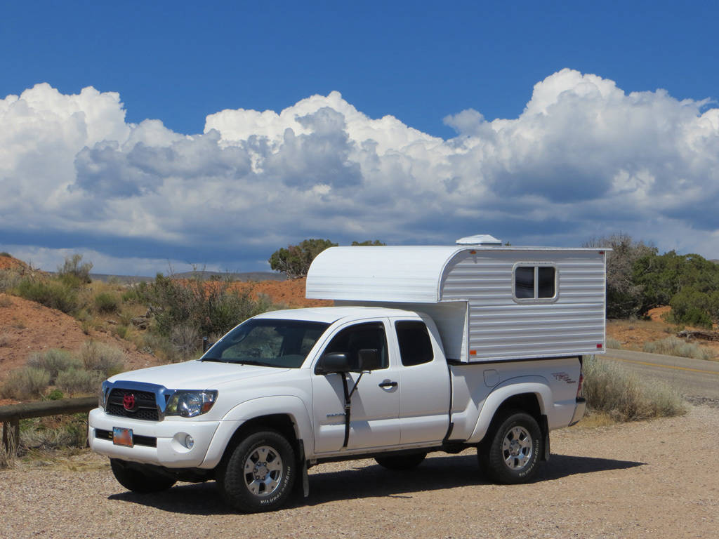 Build your own camper or trailer glen l rv plans tacoma world build your own camper or trailer glen l rv plans malvernweather Images