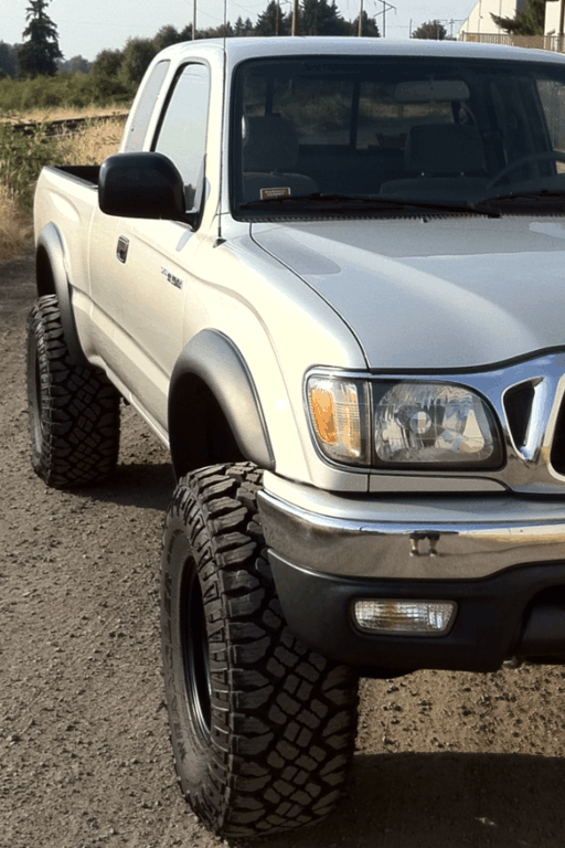 Duratrac 33s On 3 Inch Lift Pic Tacoma World