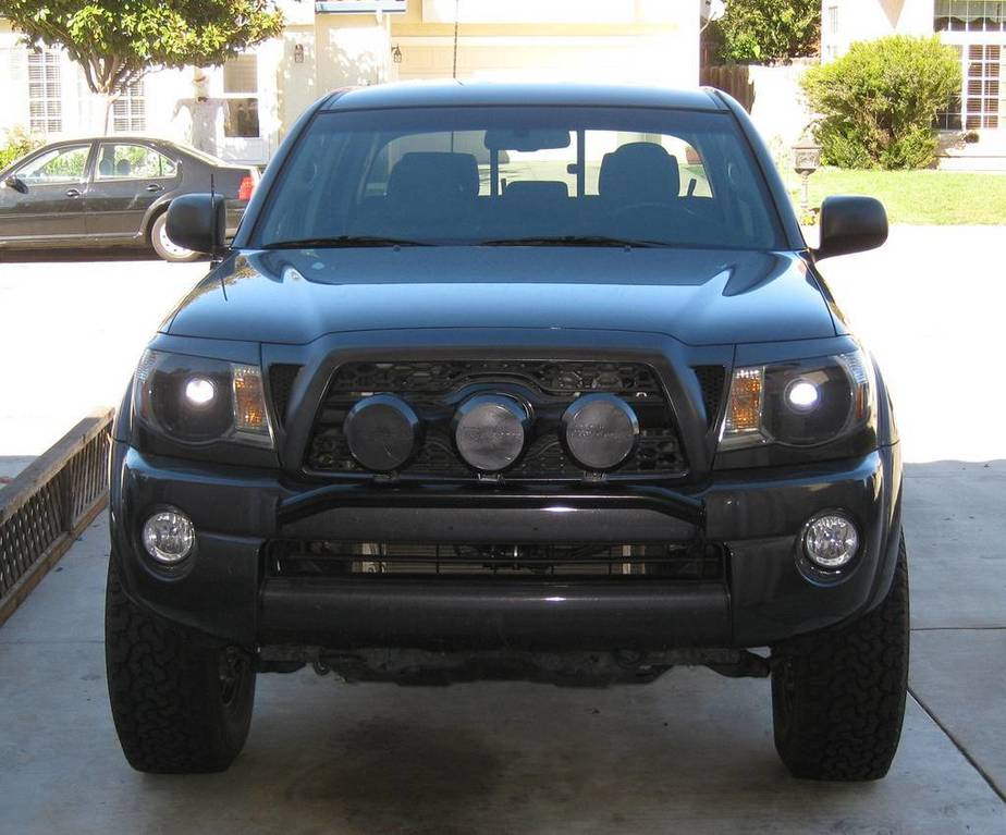Fs westin light bar and 6 off road lights tacoma world 150 cash local pick up nor cal aloadofball Image collections