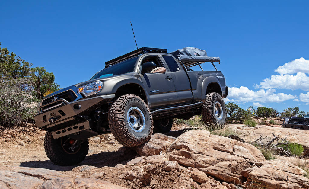 ... Pro Offroad's APex1 Extreme Overland Build   Page 17   Tacoma World