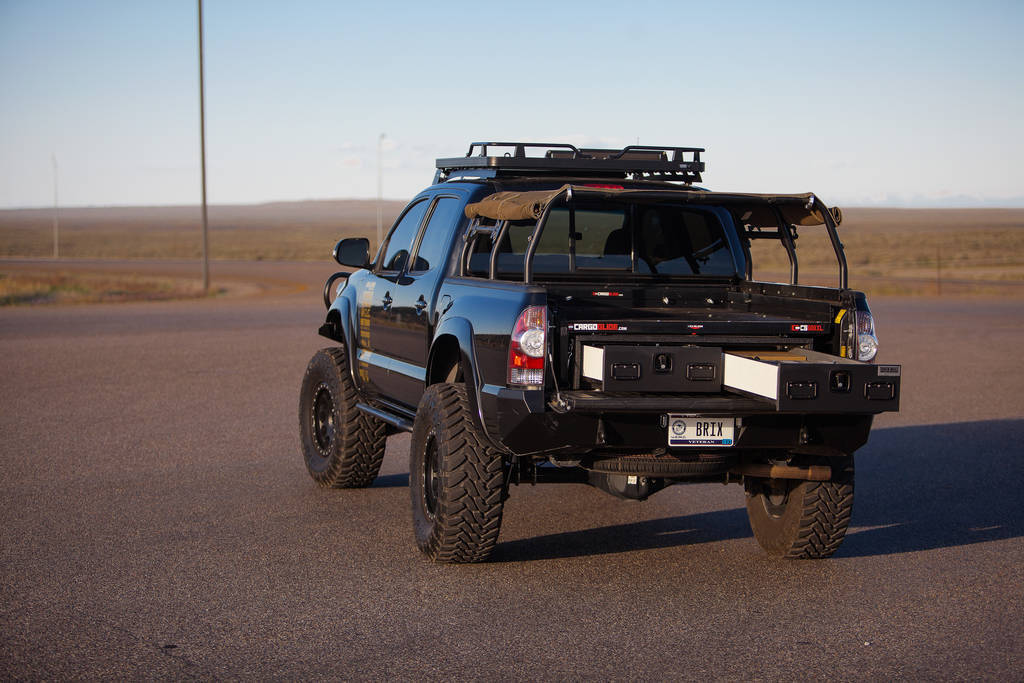 All Pro Expedition Series Pack Rack Page 6 Tacoma World
