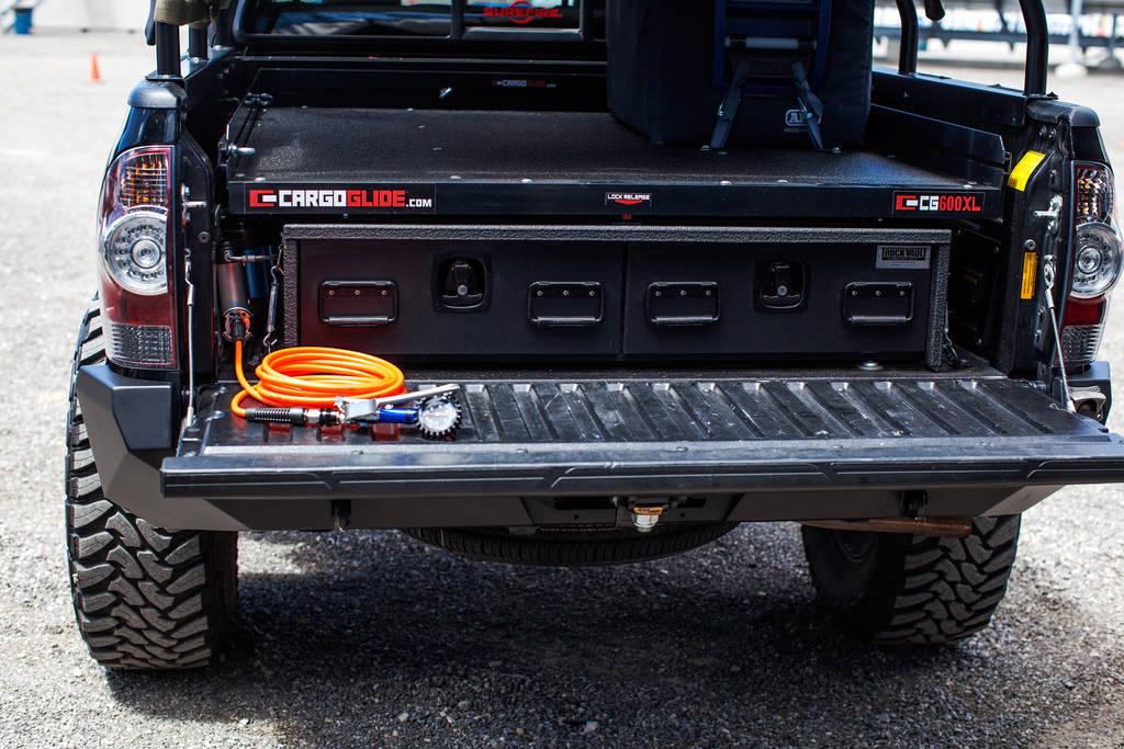 DefconBrix :: TruckVault + CargoGlide :: Bed Storage ...