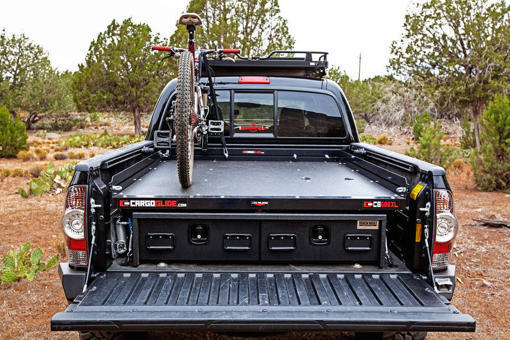Pickup Truck Bed Storage Solutions