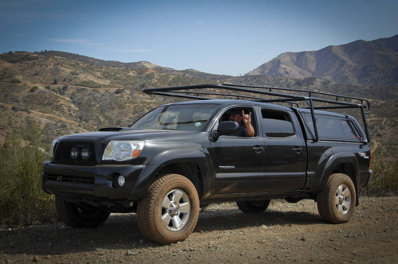 Camper And Contractors Rack Pics Tacoma World Forums