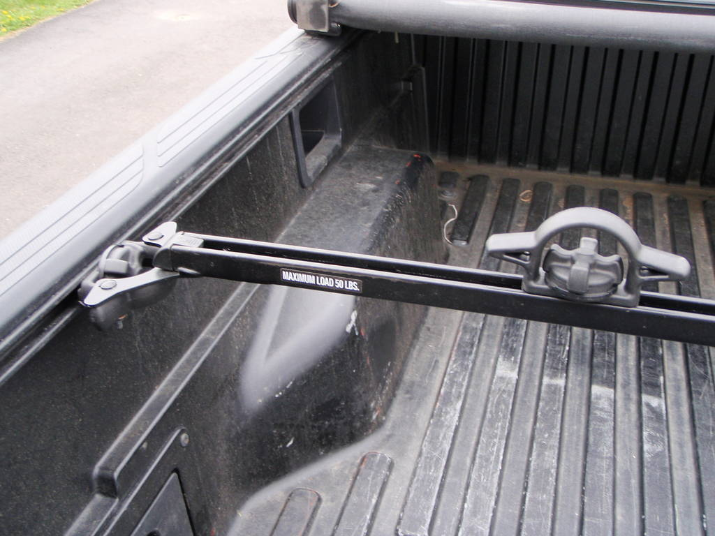 Toyota Bed Rail System Accessories