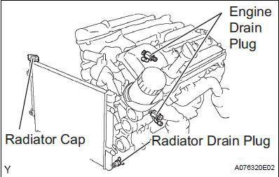 Radiator Drain Plugs