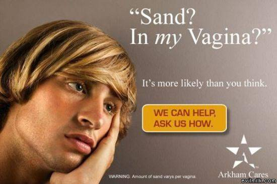 "Topic: The Beach Bum ""Sand In My Vagina"" Thread (Read 2437 times)"