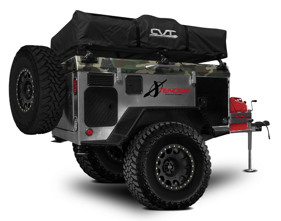 Vmi Offroad Ox Custom Trailer Build For Defconbrix