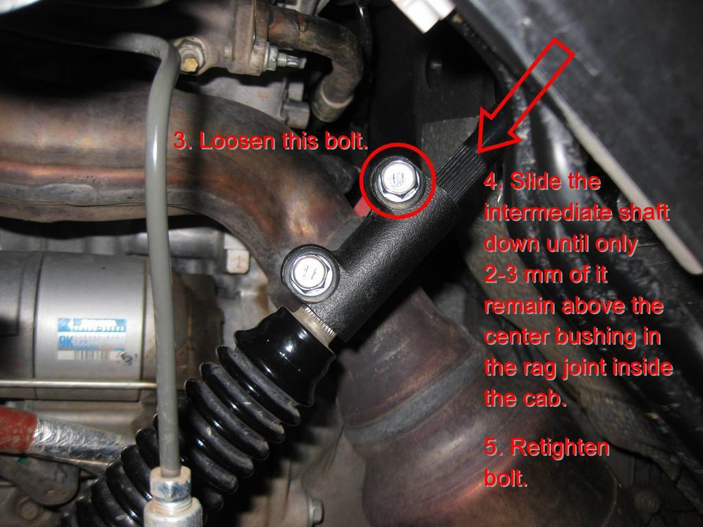 Steering Column Fix Page 8 Tacoma World Forums
