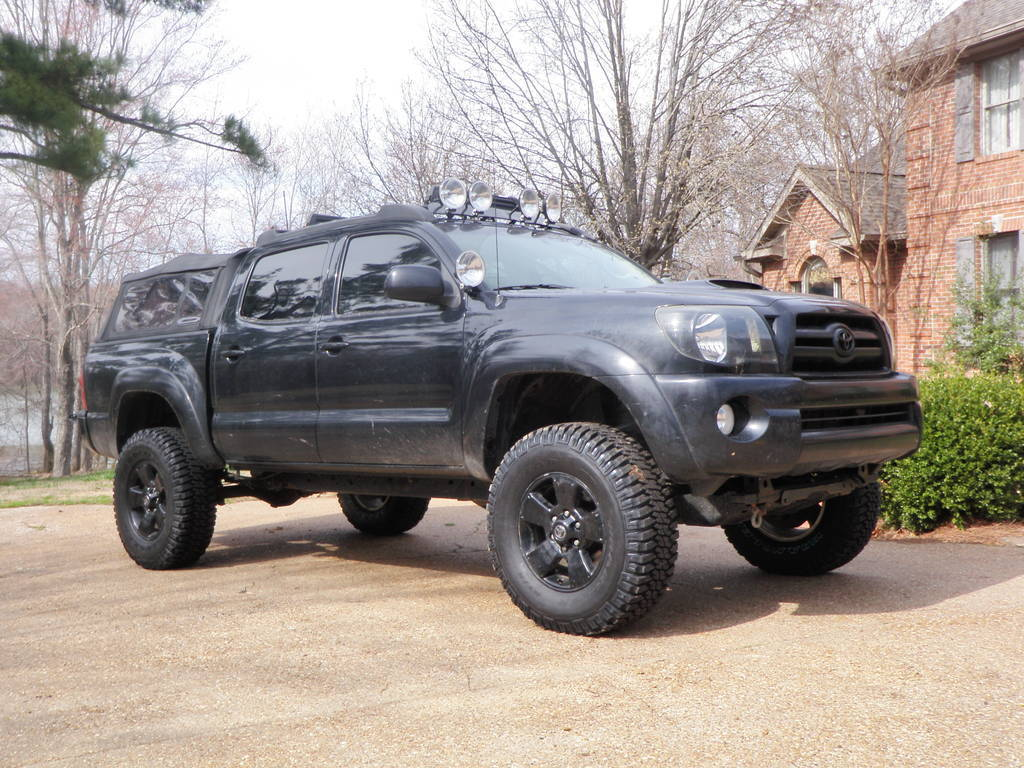 Roger brown body lift toyota tacoma - 154.5KB