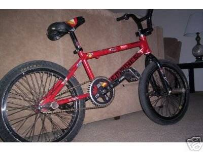 My last BMX bike.. i miss it.