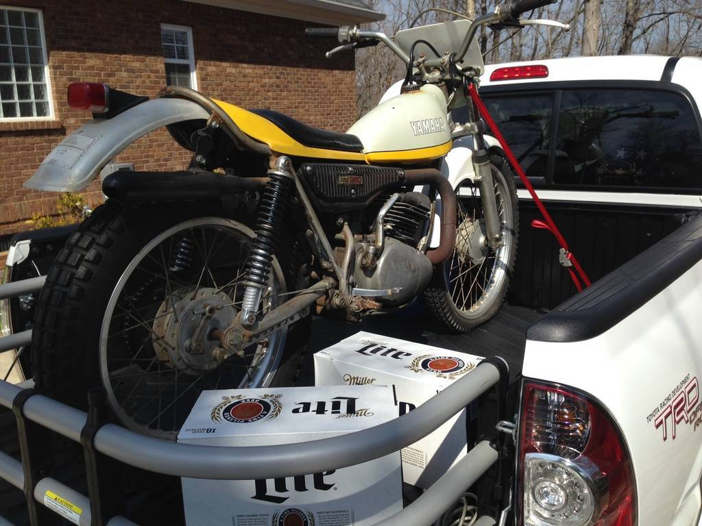 Yamaha ty world headquarters page 4 adventure rider for Yamaha headquarters usa