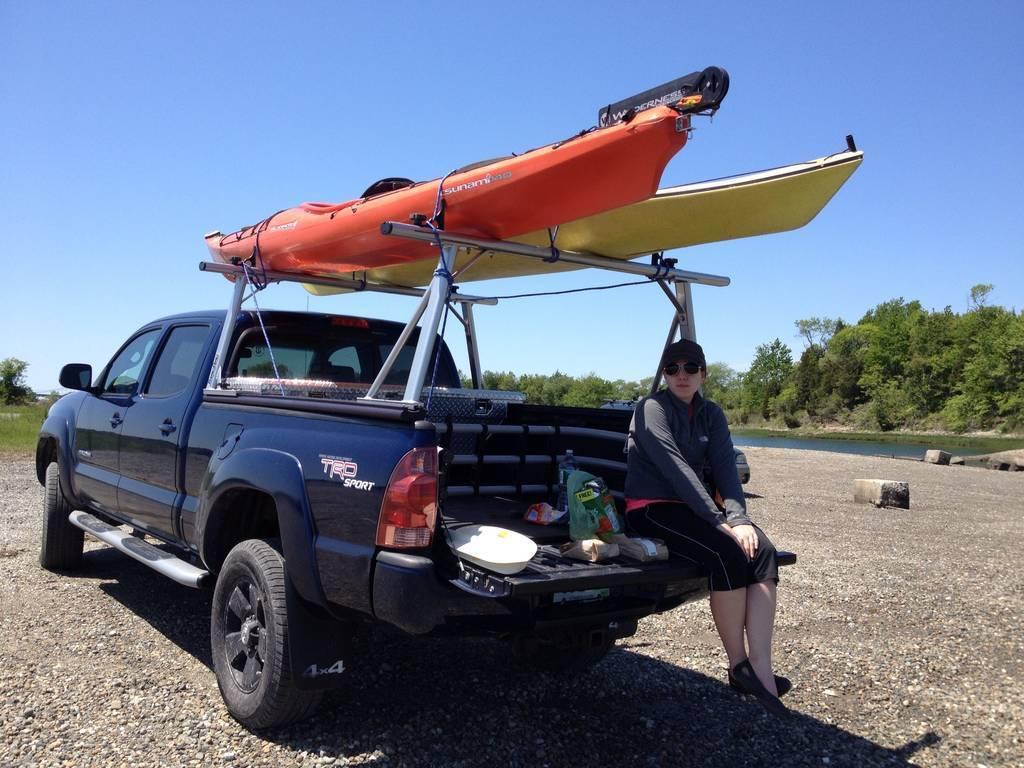 Kayak Rack Page 3 Tacoma World