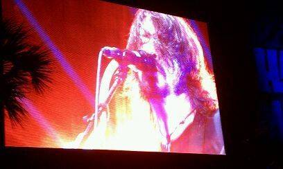 Foo Fighters Gulf Shores, AL!!! The shit!!