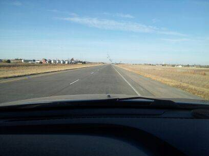 Eastern Colorado, you look exactly like Kansas...