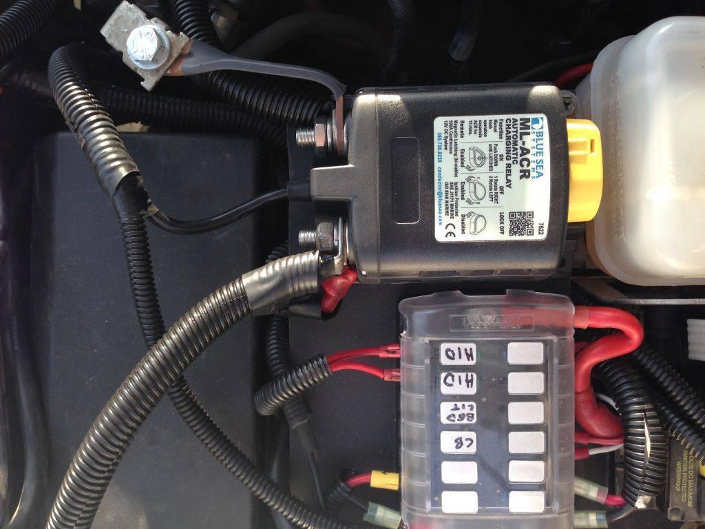 Dual Battery Setups Lets See Them Multiple Batteries Thread 7277 5 1 Amp Klixon Circuit Breaker Ebay Img