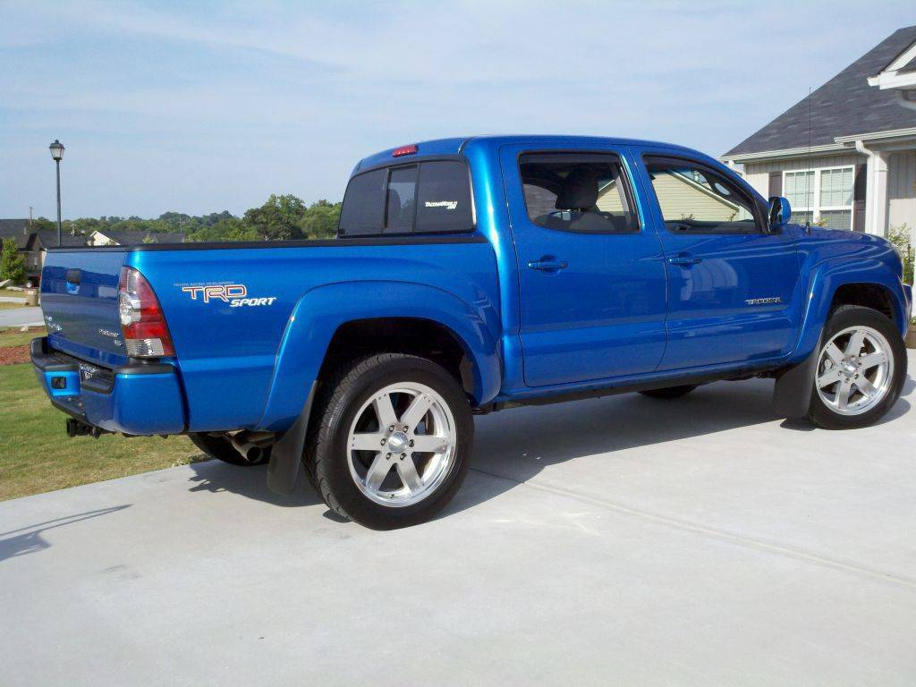 Home » 2014 Toyota Tacoma Xsp X Package
