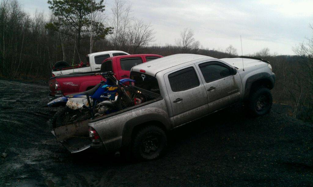 3 inch lift with 285\'s | Tacoma World