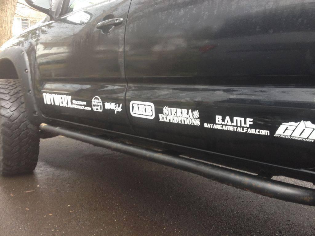 Car sticker custom made -  Img
