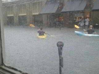 Market st. In downtown Charleston. A friend sent this to me said it wasn&#0