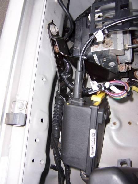 ABS actuator motor assembly failure   Tacoma World
