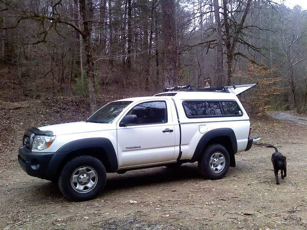 2007 Toyota Tacoma Camper Shell Autos Post