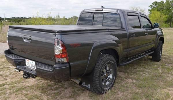 Driver's Side Rear