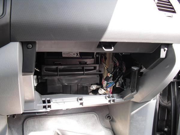 Glove Box Damper Toyota
