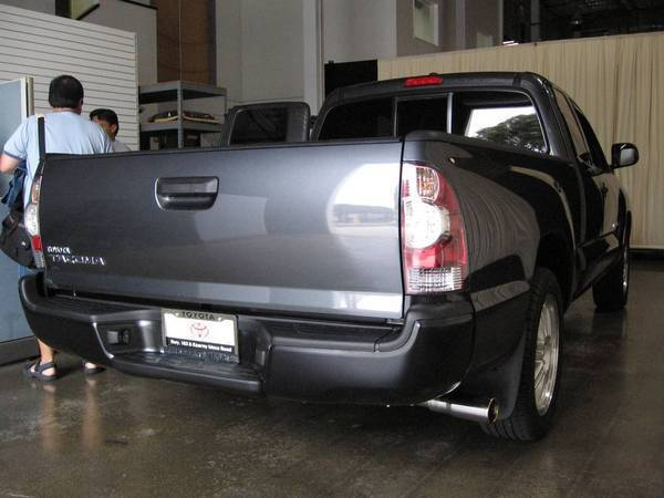 Removal Installation Of Rear Bumper Tacoma World Forums