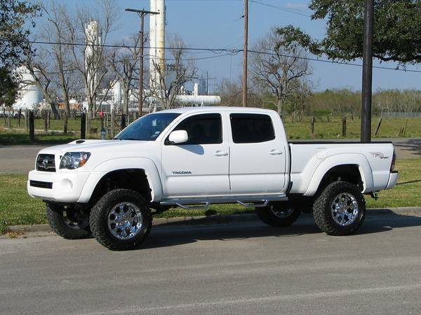6 Inch Lift With 33 S Tacoma World