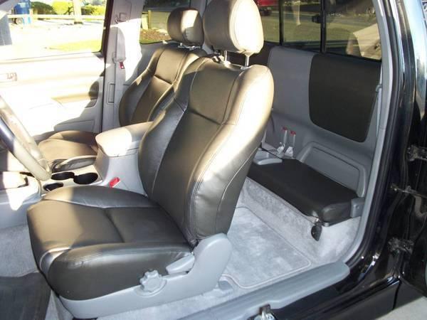Katzkin Leather Seat Group Buy Tacoma World