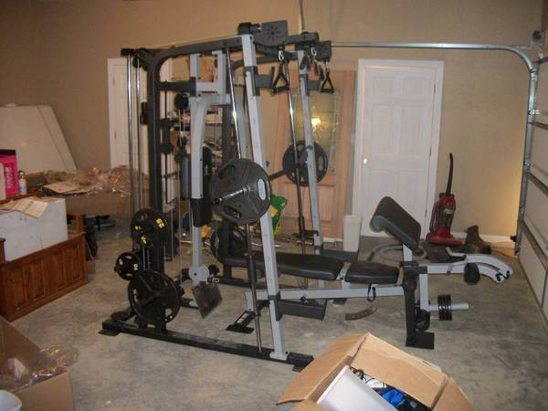 Best home gym for price tacoma world
