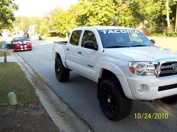 3 inch lift with 33s | Tacoma World