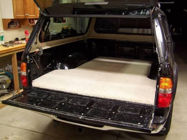 Bed Carpet Kit Tacoma World