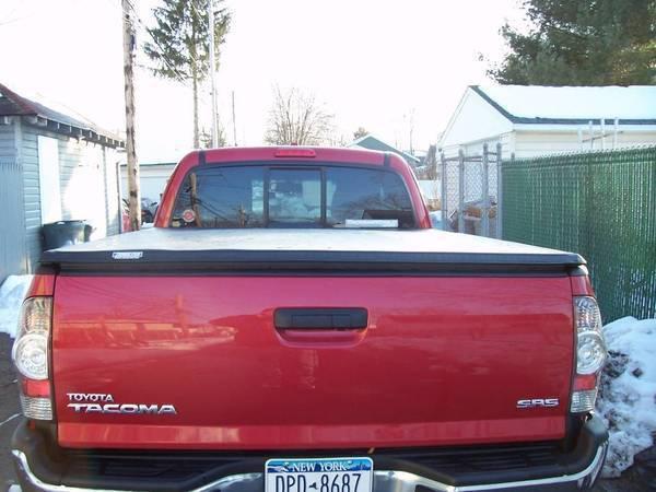 tonno pro cover rear