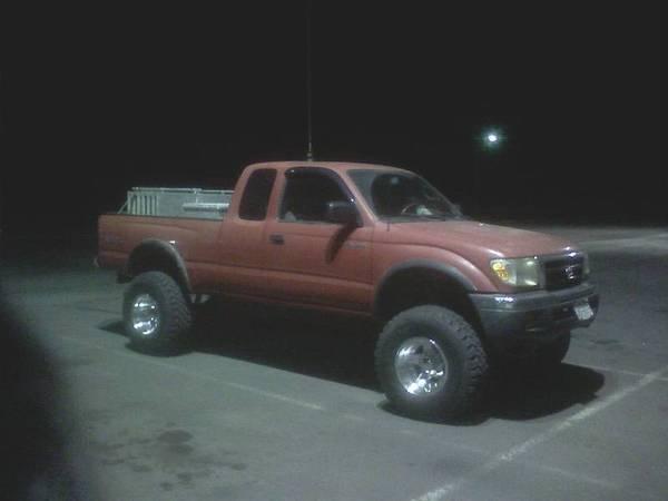 2000 Tacoma TRD