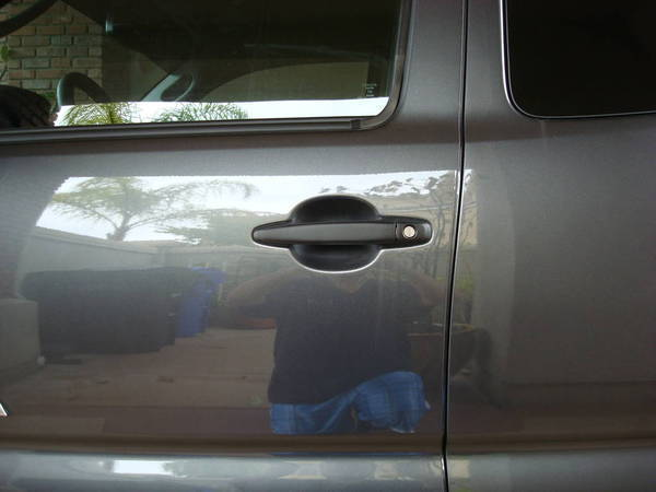 Remove/Replace Door Handles on Reg. & Access Cabs | Tacoma World