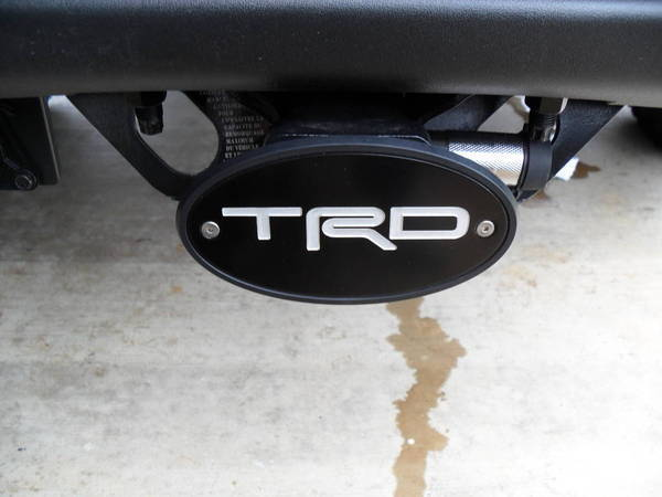 TRD Hitch Cover