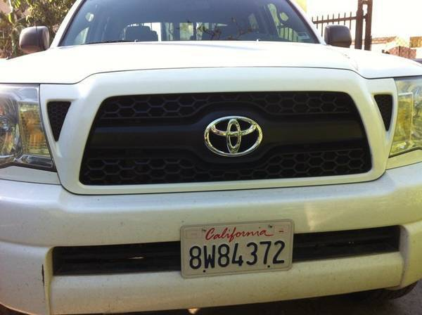 2011 Grille