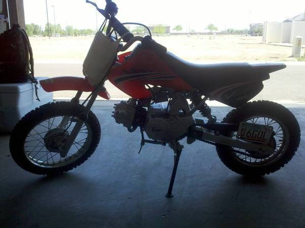 Fs baja motorsports 70cc dirt bike like new tacoma world the only reason im selling it is because my son has already outgrown it he decided to grow over 6 in the past 6 months and just cant ride it comfortably sciox Gallery