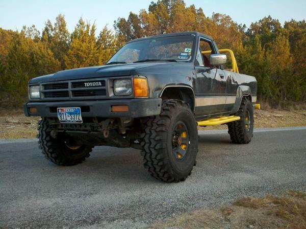 Yellow Cab Tacoma >> tx_shooter's '87 4Runner Build | Tacoma World