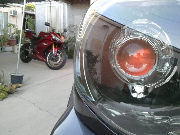 Showoff Bhlm Amp Projector Retrofit Completed Headlights